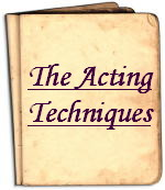 acting techniques book