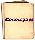 audition monologues